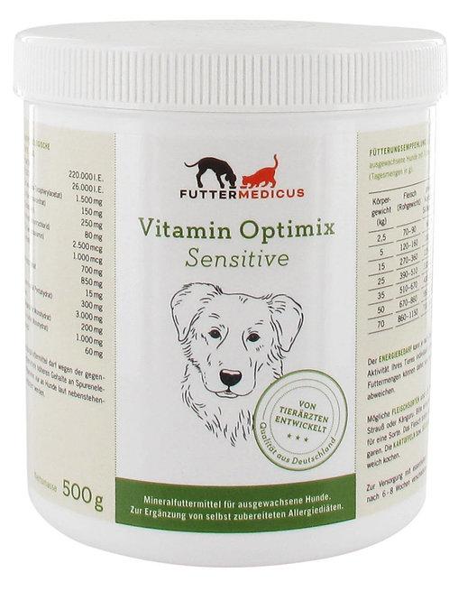 Futtermedicus Vitamin Optimix Sensitiv 500g