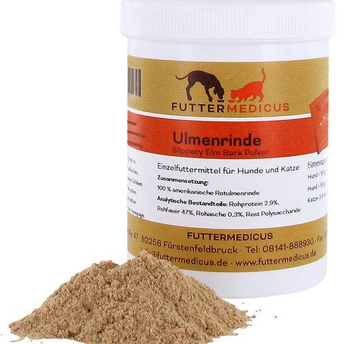 Futtermedicus Ulmenrinde - Slippery Elm Bark Pulver