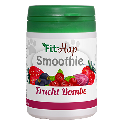 cdVet Fit-Hap Smoothie Frucht Bombe