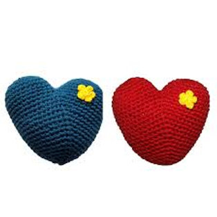 Peppers Choice Handgehäkeltes Herz