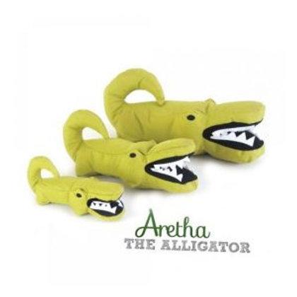 "Beco Plush Toy Alligator ""Aretha""  Medium (24cm) 1 Stk."