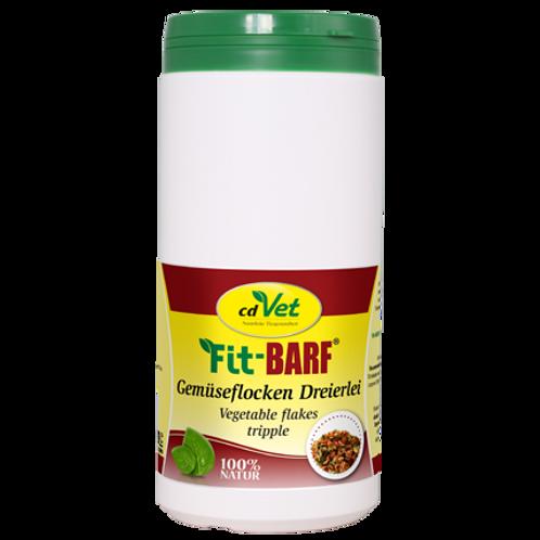 cdVet Fit-BARF Gemüseflocken Dreierlei