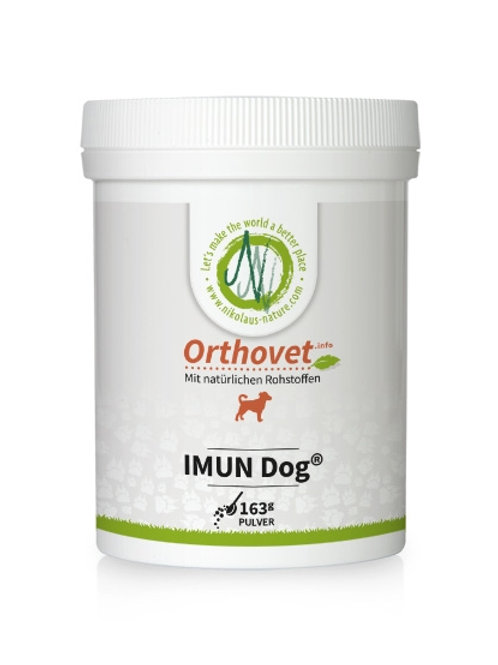 Orthovet Immun Dog 163g