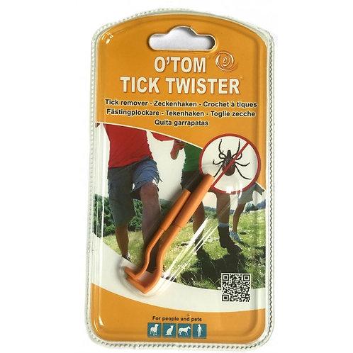 O'Tom Tick Twister Zeckenhaken 2er Set