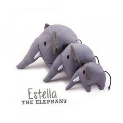 "Beco Plush Toy Elefant ""Estella"" Small (19cm) 1 Stk."