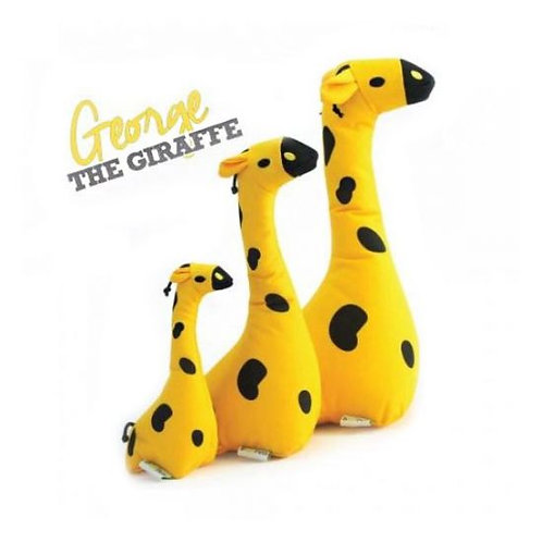 "Beco Plush Toy Giraffe ""George"" Small (16cm) 1 Stk."