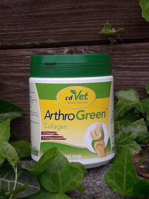 cdVet ArthroGreen Collagen für Hunde und Katzen 300g