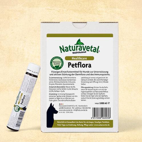 Naturavetal Healthcare Petflora 25ml