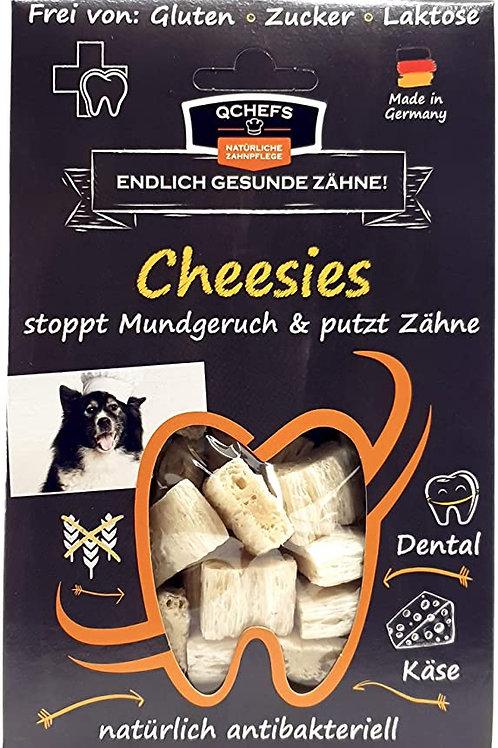 QCHEFS Hunde Zahnpflege Snacks div. Sorten