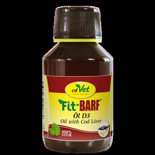 cdVet Fit-BARF Öl D3