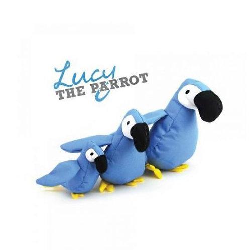 "Beco Plush Toy Papagei ""Lucy"" Medium (19cm) 1 Stk."