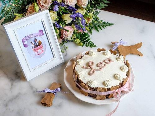 Emily's Fine Dog Bakery Hunde-Torte