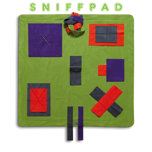 Knauder´s Best Sniffpad grün