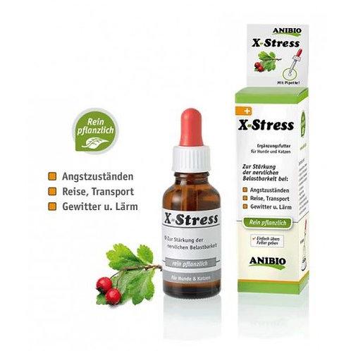 ANIBIO X Stress 30 ml für Hund und Katze