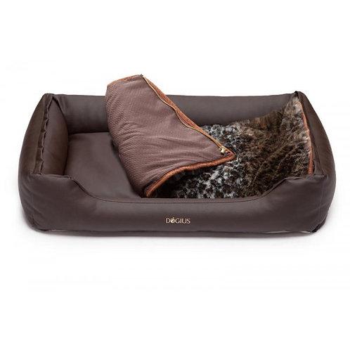 Dogius Bett braun Größe S