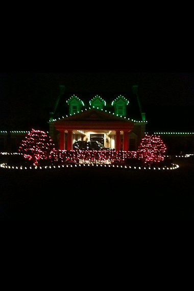christmas lights installation Amarillo