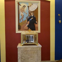 Capela de São Peregrino em nossa paróquia