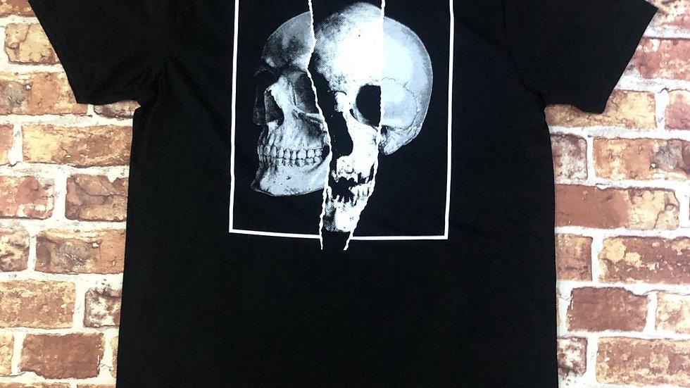 Bolongaro trevor skull tee shirt | L
