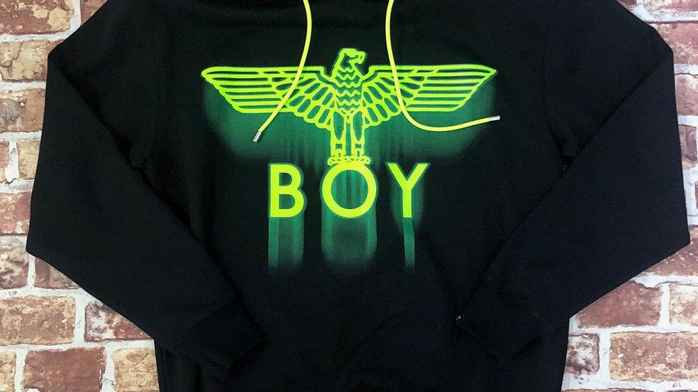 Boy London 'slime' logo hoodie | L