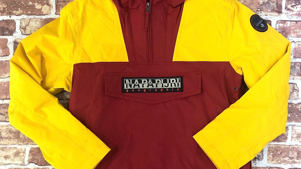 Napapijri Geographic fleeced jacket | L