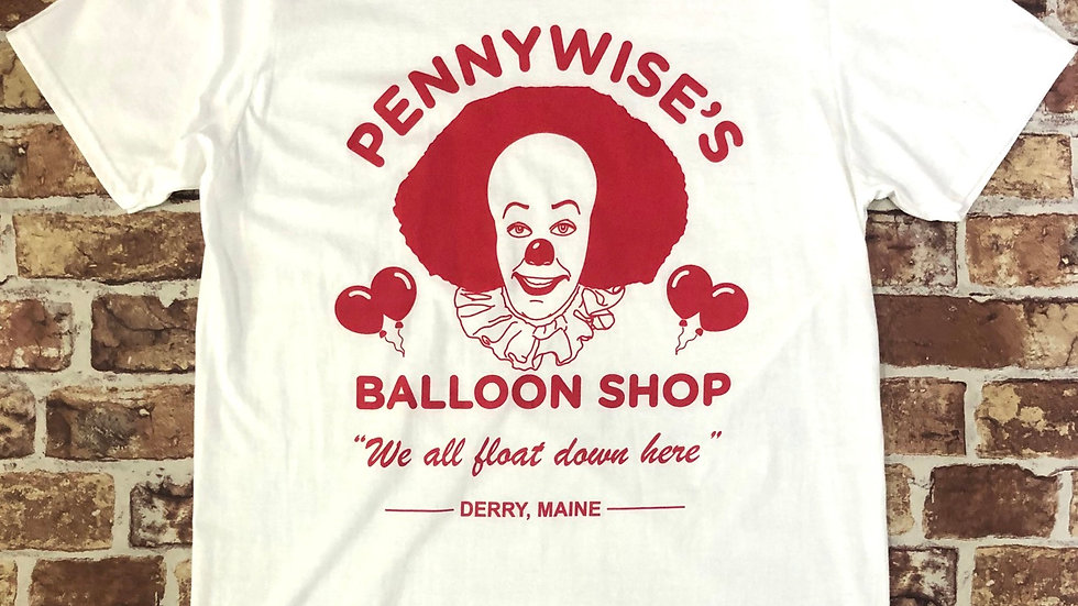 Pennywise 'IT' tee shirt | L