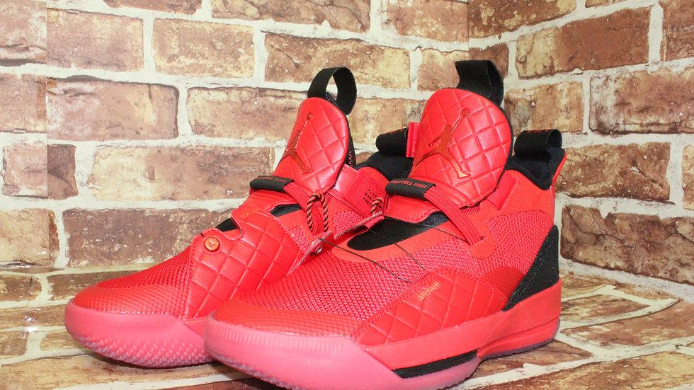Air Jordan xxxiii SIZE 7