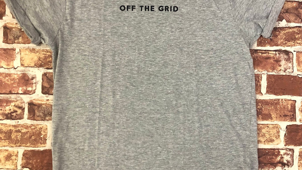 Off the grid night addict tee shirt | S