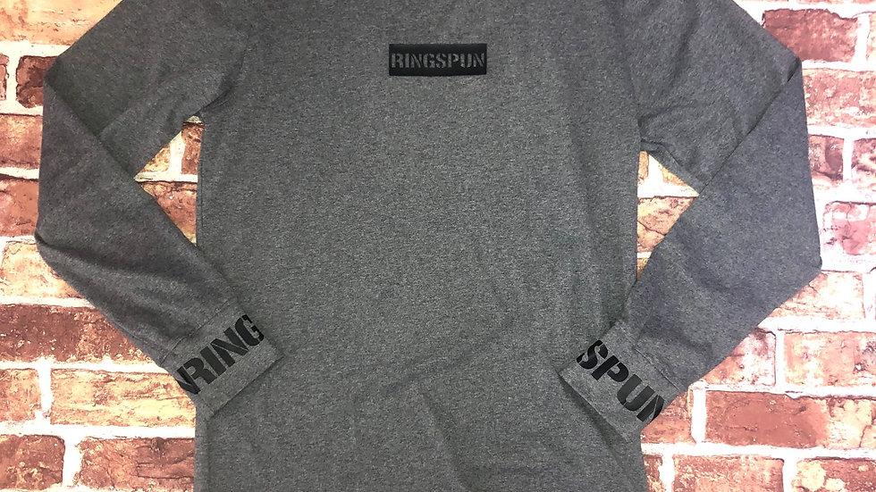 Ringspun L/S T-shirt | M