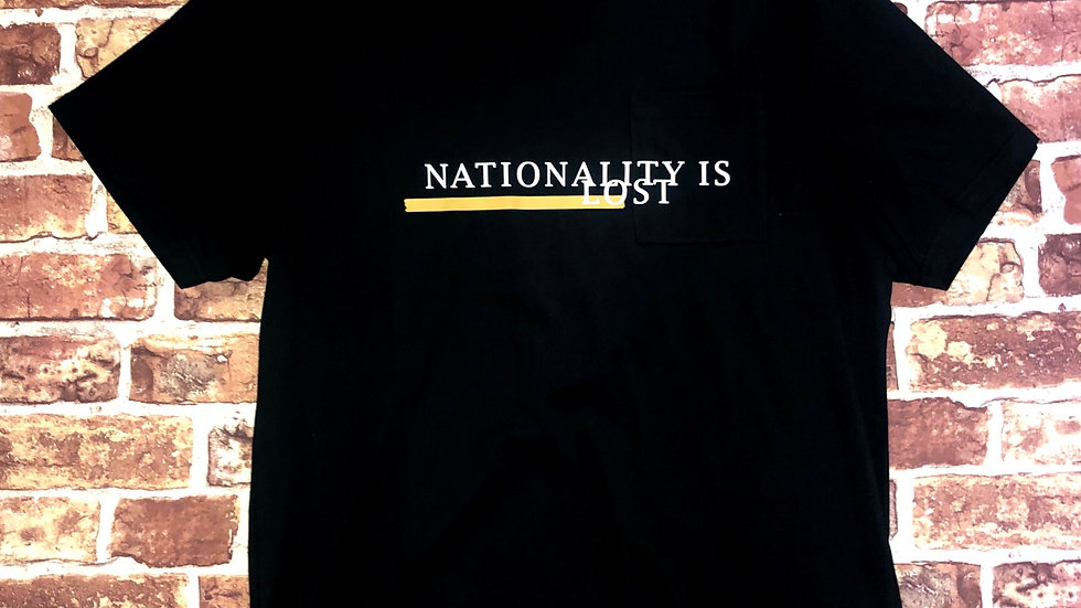 Nationality Is Lost | XL