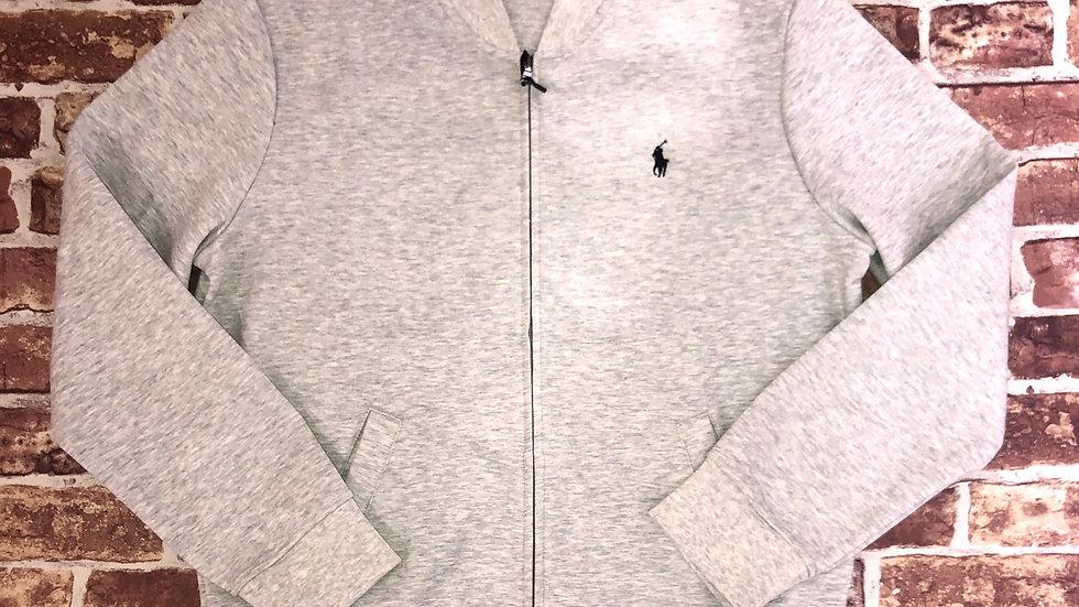 Ralph Lauren Grey Zip Up | XL