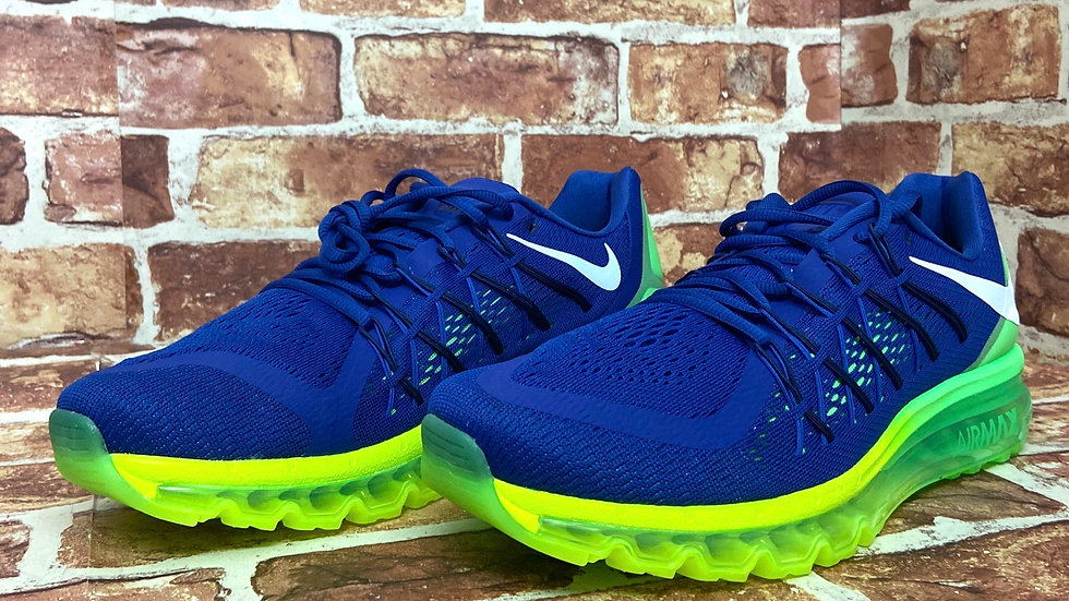 Nike air max neon knit | SIZE 11