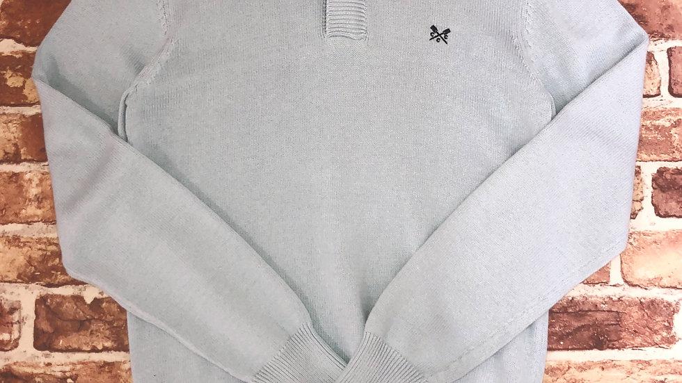 Crew Clothing Quaterzip | S