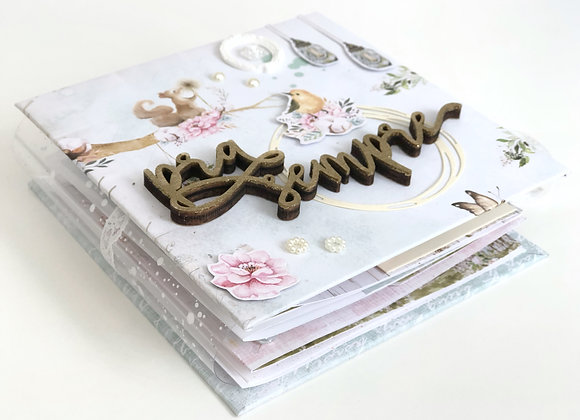 Mini Álbum Pra Sempre