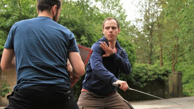 Introduction to Stage Combat with Kenan Ali 12th May 2019 at 11.00 am