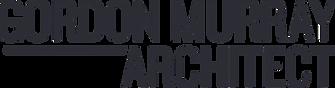 Gordon Murray Architect Web Logo
