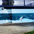 #earlydays #mural #take3forthesea #ullad