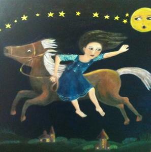 denise-girlhorse