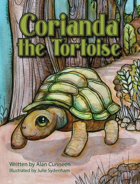 CORIANDA THE TORTOISE