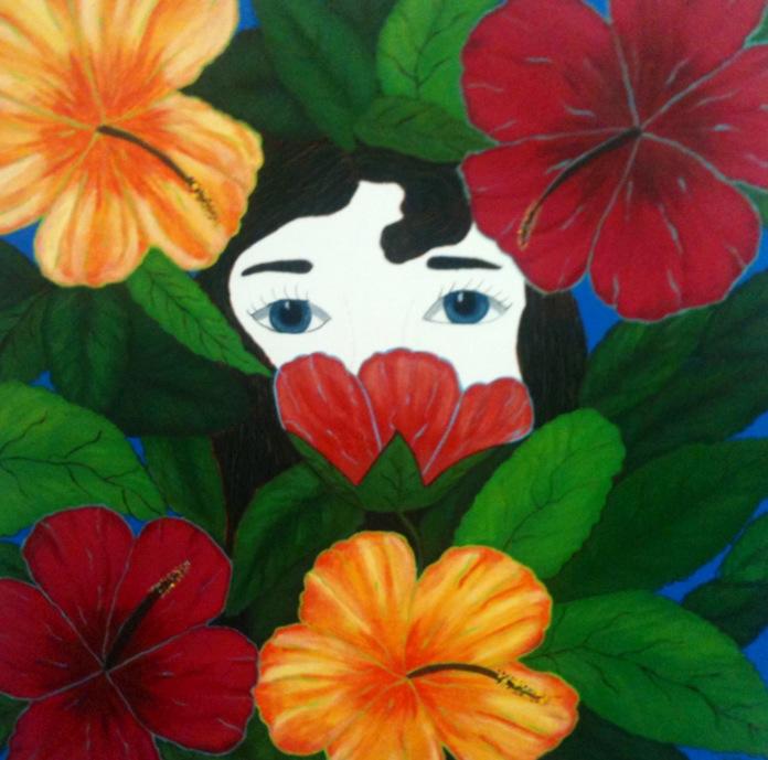 dib-womanflowers