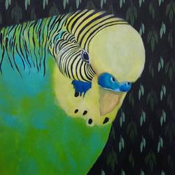 Cherie Stuckings. Acrylic on canvas.