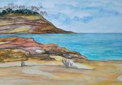 Sharon Heighway. Watercolour.