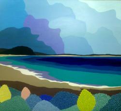 Michelle Evans seascape