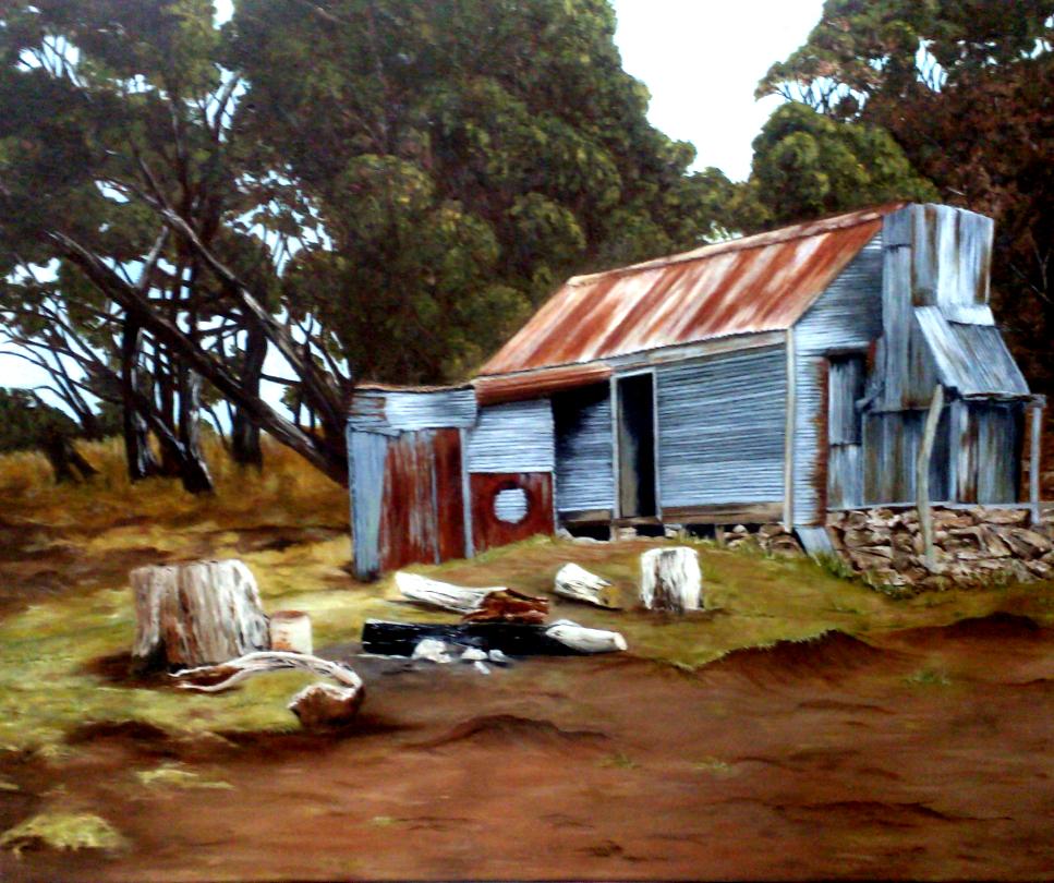 rose-shack