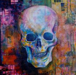 Alison Lewis. Acrylic.