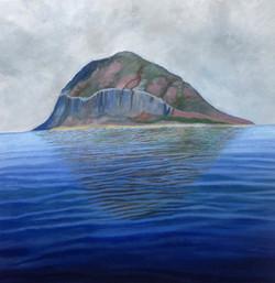 Margaret Bretterebner. Oil on canvas