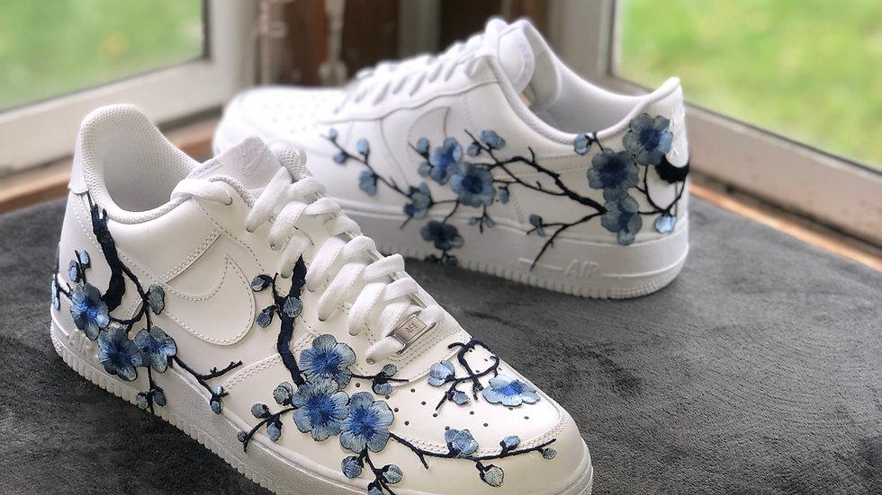 Custom Embroidered Nikes