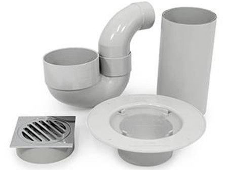 Centre Waste Shower Kit