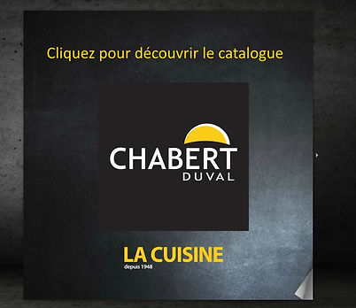 Catalogue chabert duval