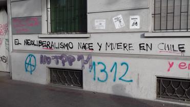 O OUTUBRO CHILENO: O NEOLIBERALISMO NASCE E MORRE NO CHILE?