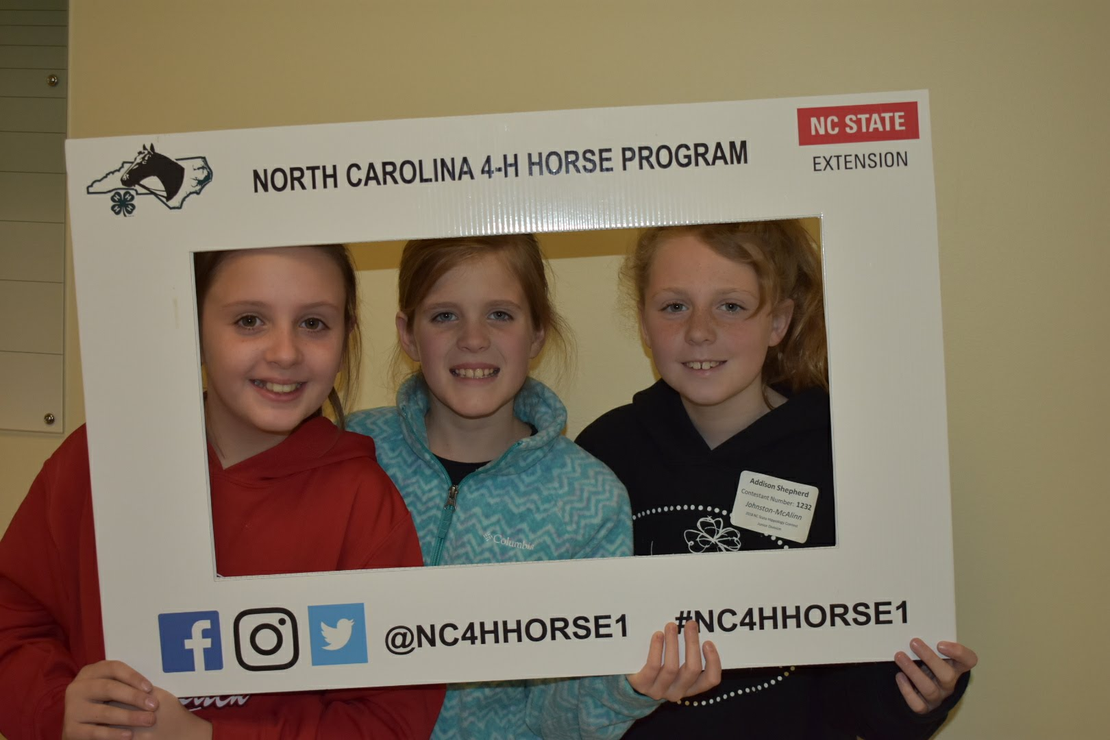 Horse Bowl NC 4-H